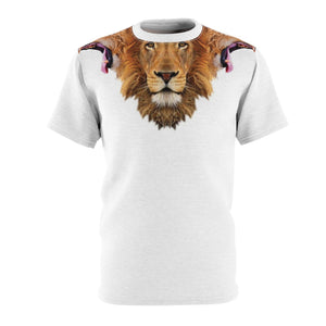 lebron 3 heads of the lion shirt v2 by gourmetkickz