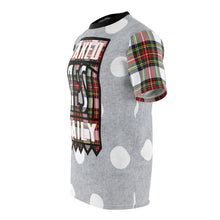 Load image into Gallery viewer, custom kd5 polka dot and plaid sneakermatch t shirt cut sew baked fresh