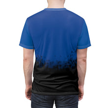 Load image into Gallery viewer, aj1 royal faded all over print t shirt