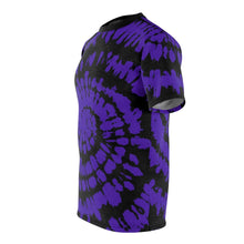 Load image into Gallery viewer, jordan 11 retro concord 2018 sneaker match t shirt the tie dye print t shirt cut sew