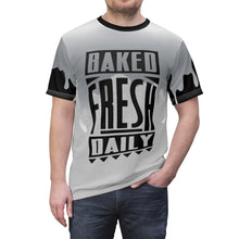 Load image into Gallery viewer, mens baked fresh daily v1 t shirt for jordan pg3 reflections of a champion 6 7 8