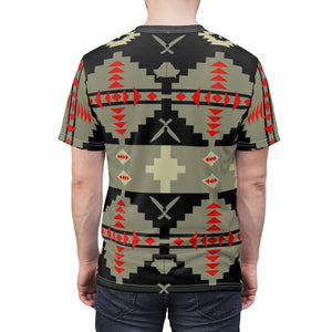 beacon print sole chief t shirt for jordan 6 travis scott cactus jack olive by gourmetkickz