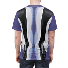 Load image into Gallery viewer, jordan 11 retro concord 2018 sneaker match t shirt the 45 t shirt cut sew v1