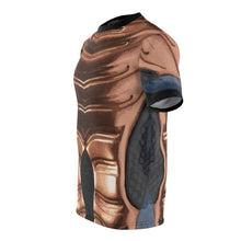 Load image into Gallery viewer, copper foamposite all over print shirt full of scents by gourmetkickz