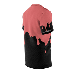 blink yeezy foamposite pro sneaker match t shirt cut sew big drip