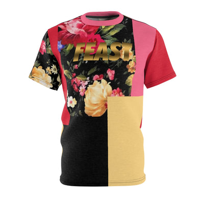 foamposite floral all over print sneaker match shirt floral foamposite shirt floral foam t shirt cut sew polyester v4