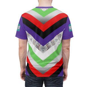 the buzz lightyear lebron 16 sneaker match t shirt cut sew infiniti and beyond