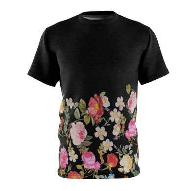 custom no logo foamposite floral all over print sneaker match shirt floral foamposite shirt floral foam t shirt now serving 1 2 bouq