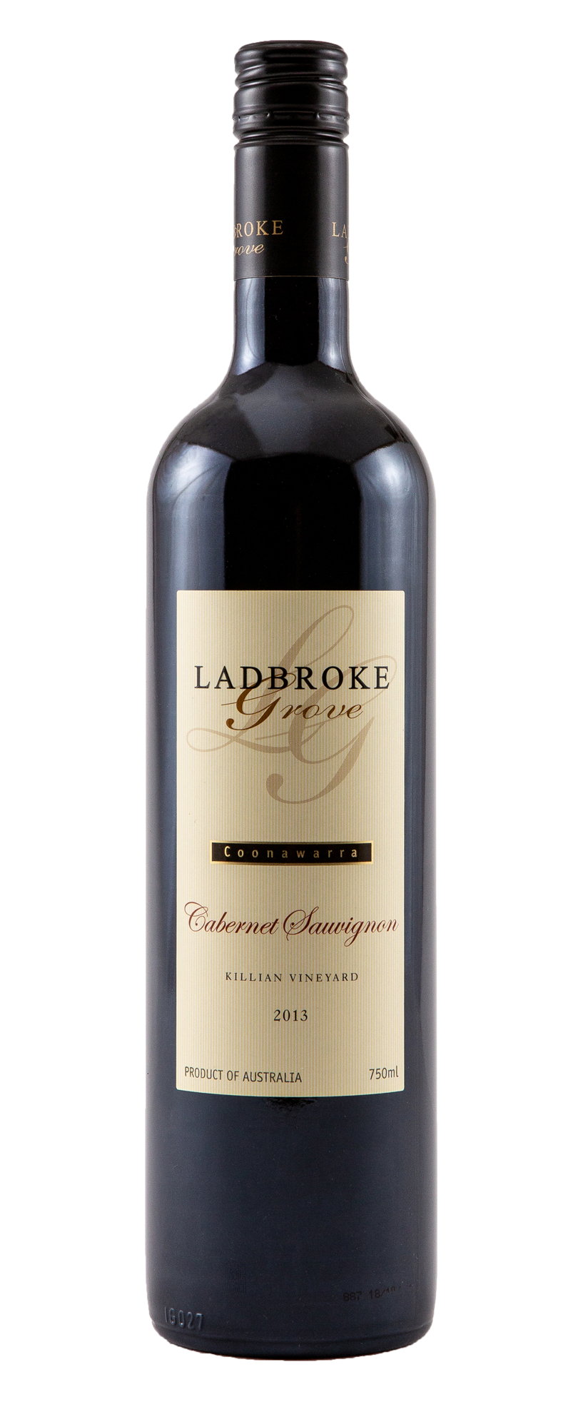 2013 Ladbroke Grove Cabernet Sauvignon Killian Vineyard