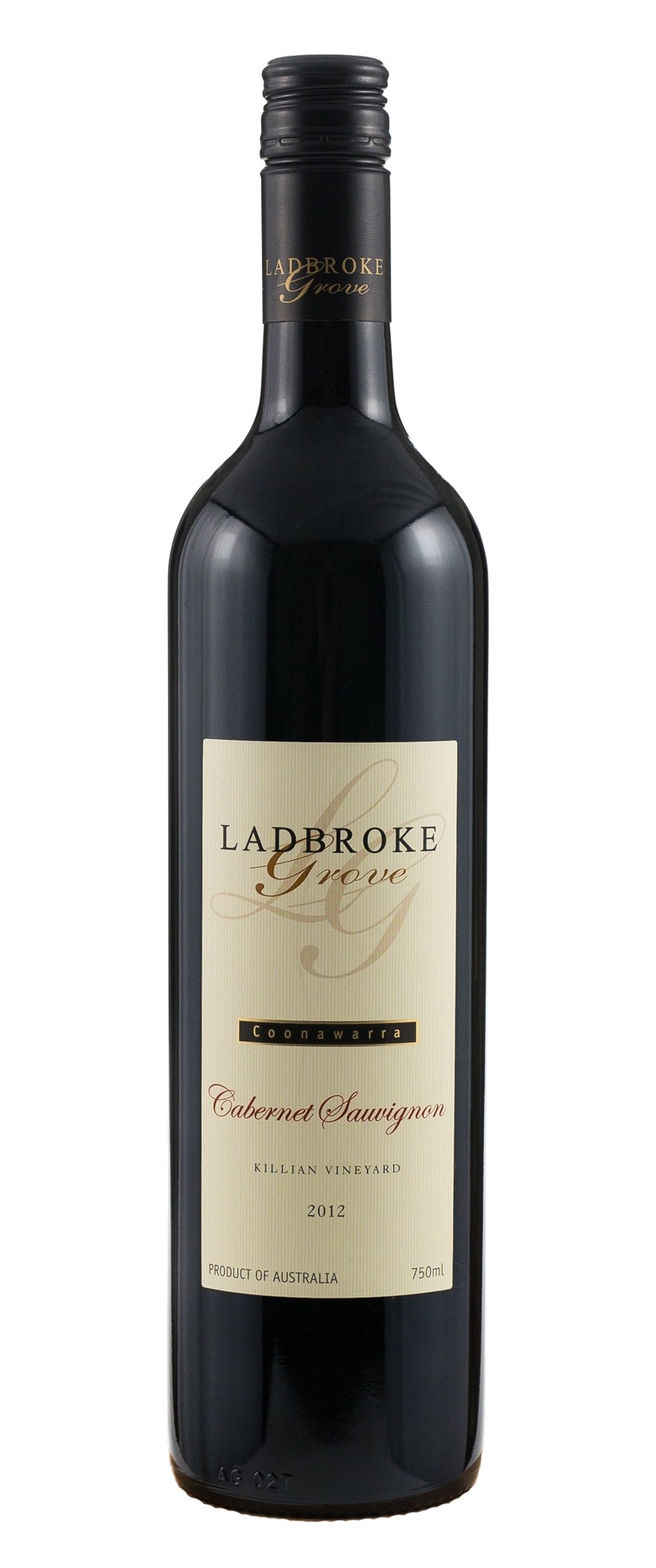 2012 Ladbroke Grove Cabernet Sauvignon Killian Vineyard