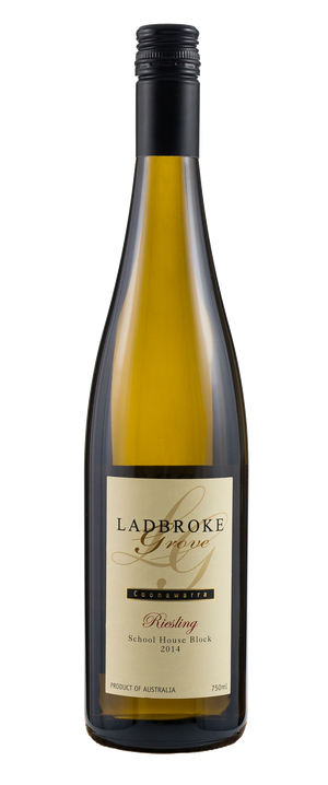 2014 Ladbroke Grove Riesling School House Block