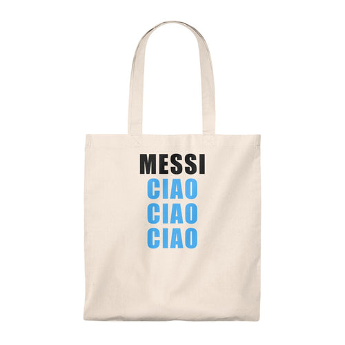 Tote Bag - Messi ciao