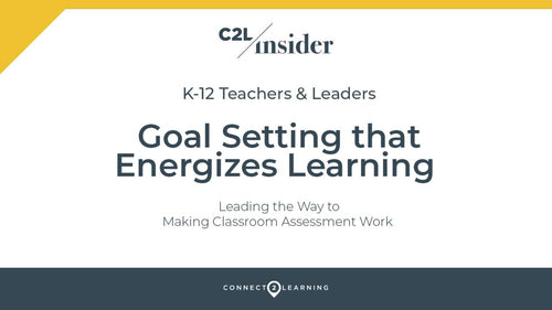 327.000.IN - Goal Setting that Energizes Learning