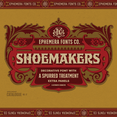 Ephemera Shoemakers