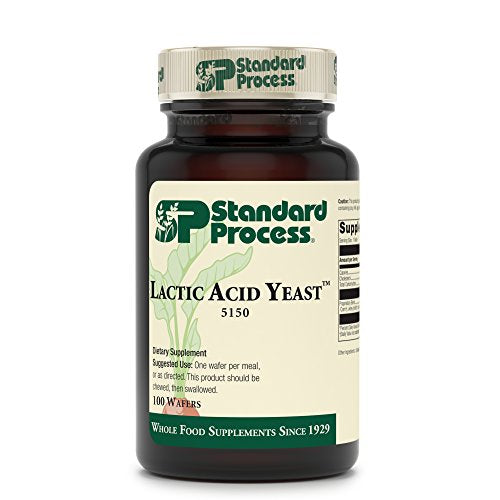 Standard Process - Lactic Acid Yeast