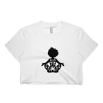 Get Elevated CropTop - WHITE