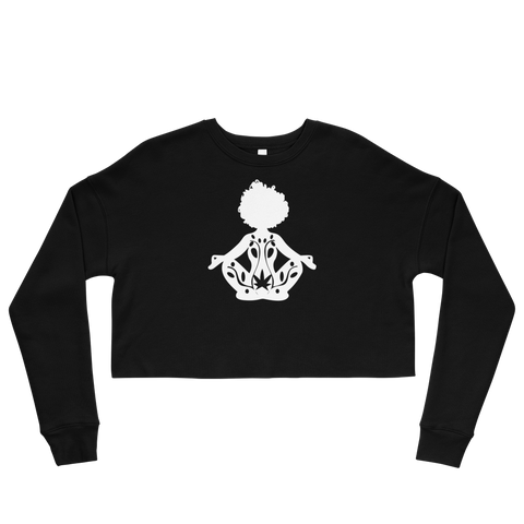 Get Elevated Crop Top Sweater