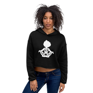 Get Elevated Crop Top HOODIE