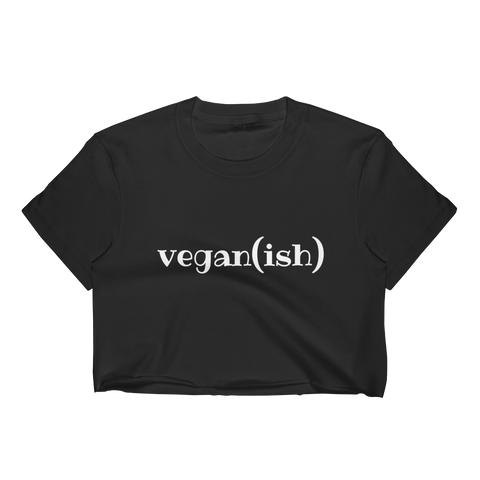 Vegan(ish) Crop-Top