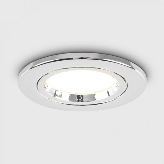 MiniSun Twist and Lock Fire Rated Downlight in Chrome