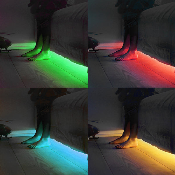 Remote Controlled Colour Changing LED Light Tube