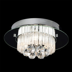 Halos IP44 K5 Crystal Ceiling Light