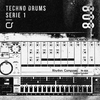 Techno Drums_serie 1_808