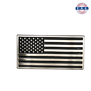 Subdued American Flag Lapel Pin