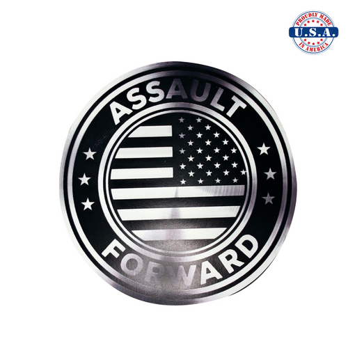 Assault Forward Logo Magnet
