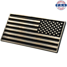 Load image into Gallery viewer, Reverse American Flag Lapel Pin (1, 3, or 5 Pins)