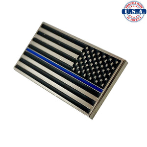 """Thin Blue Line"" Special Edition Pin (1, 3, or 5 Pins)"