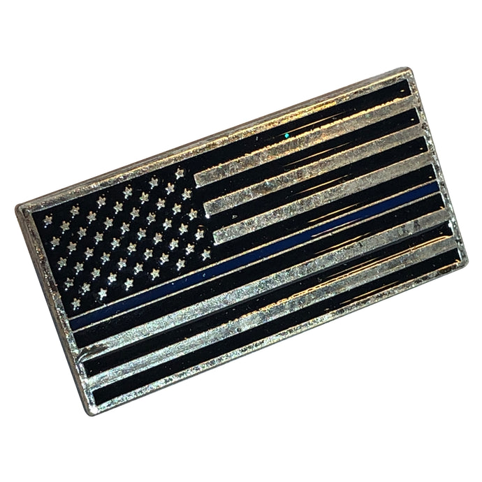 Thin Blue Line (1, 3, or 5 Pins)