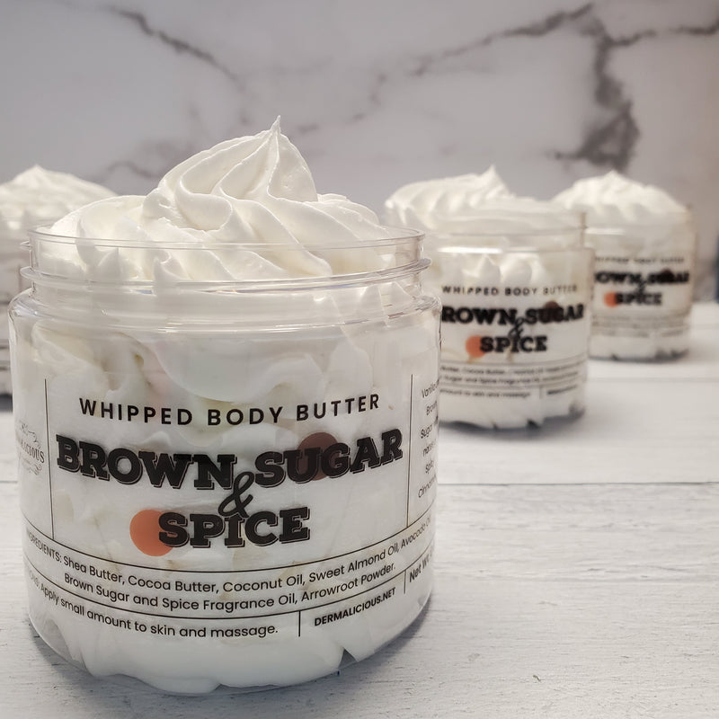 Brown Sugar & Spice Body Butter