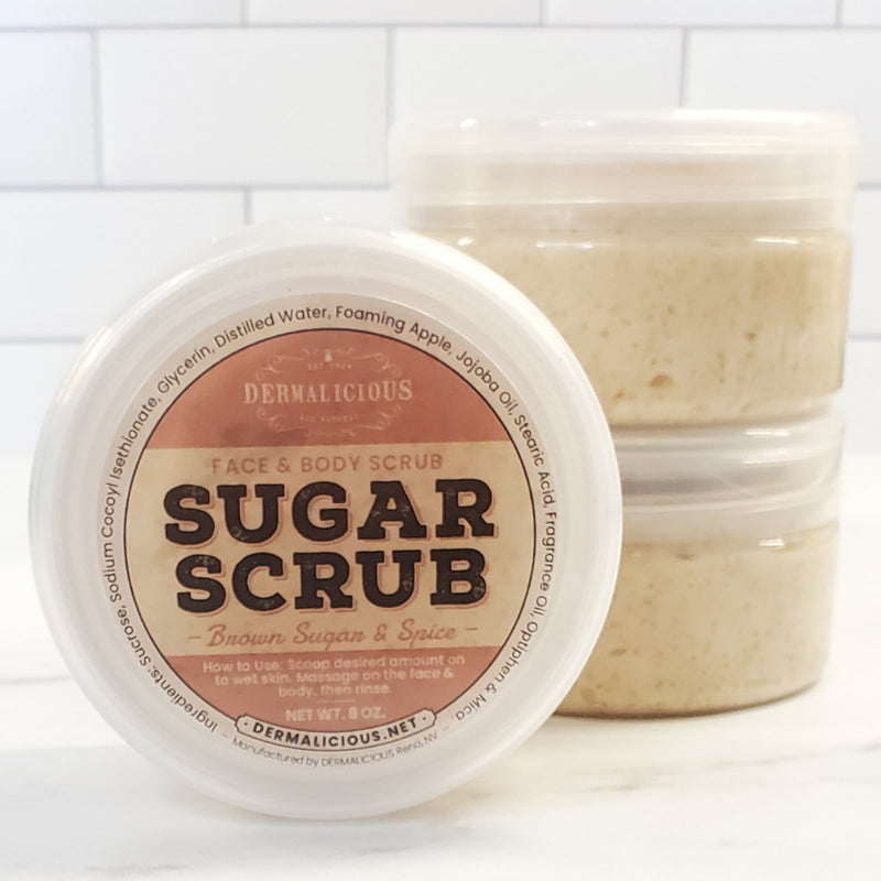 Brown Sugar Spice Scrub