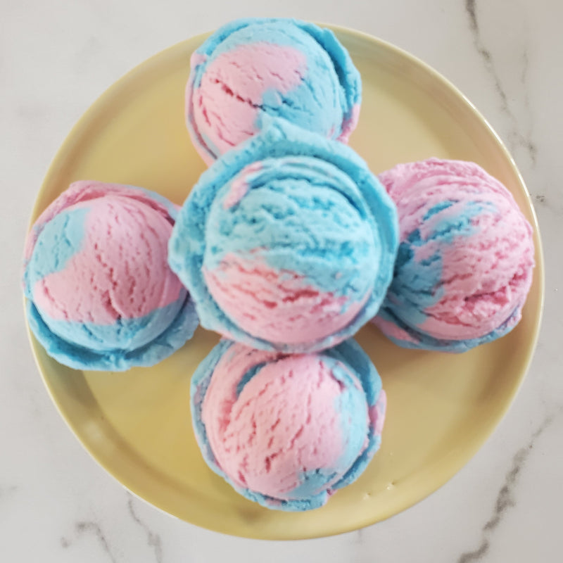 Cotton Candy Bubble Bar