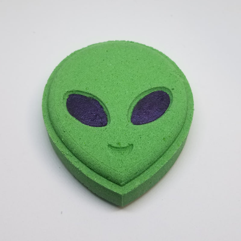 Little Green Man Bath Bomb