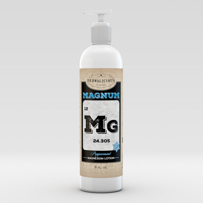 Magnum Mg Lotion Peppermint