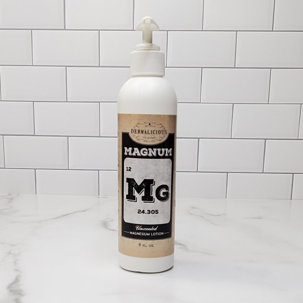 magnum lotion unscented
