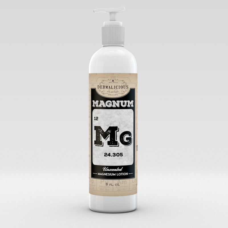 Magnum Mg Lotion Unscented