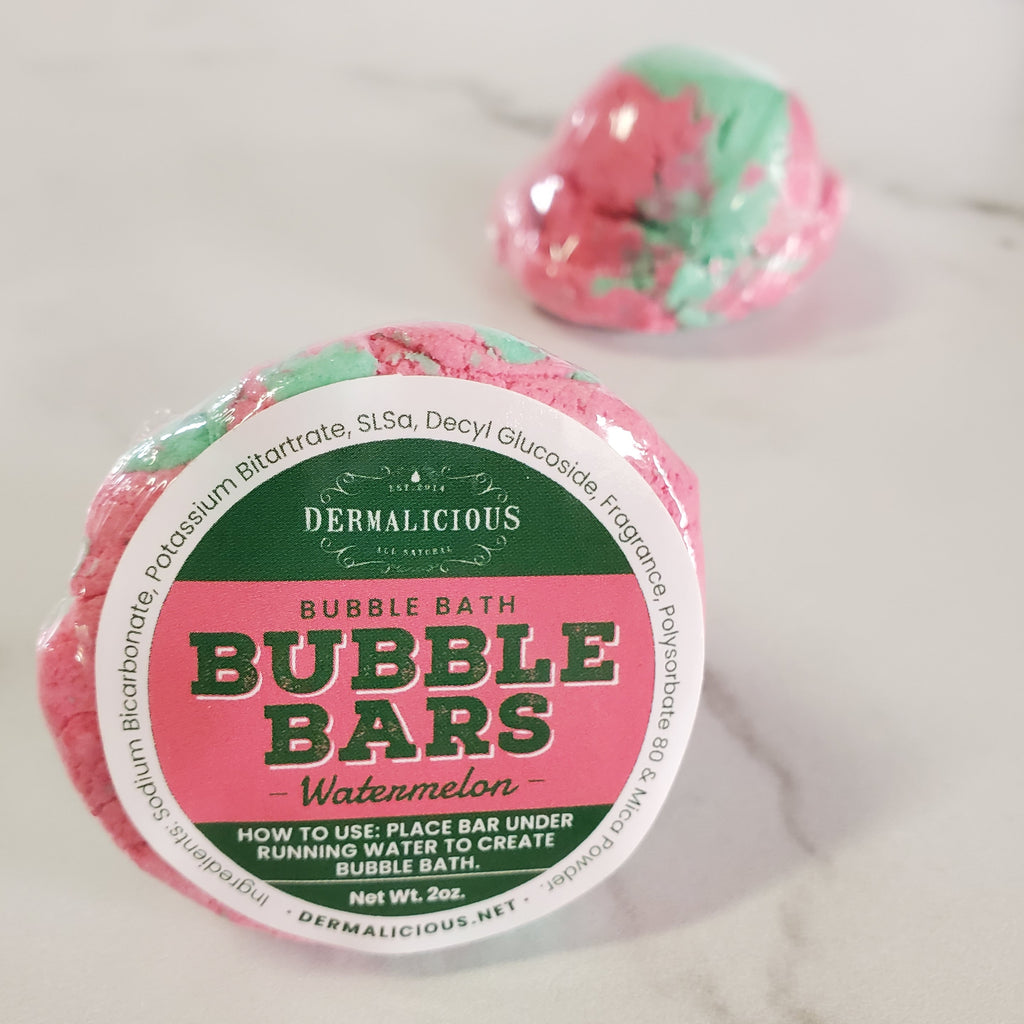 watermelon bubble bar