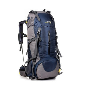 50L Waterproof Travel Hiking Backpack