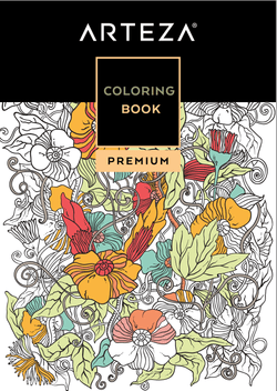 FREE - Downloadable Colouring Book