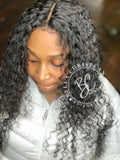 BC Curly Closure
