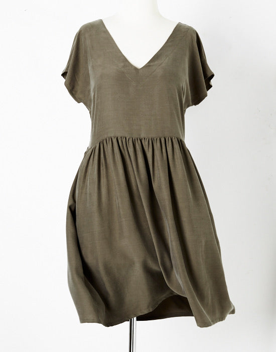 Lucy Dress Eucalyptus LOW STOCK!