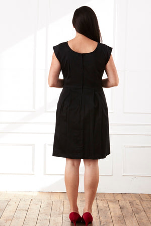 Coco Dress Black RESTOCKED!