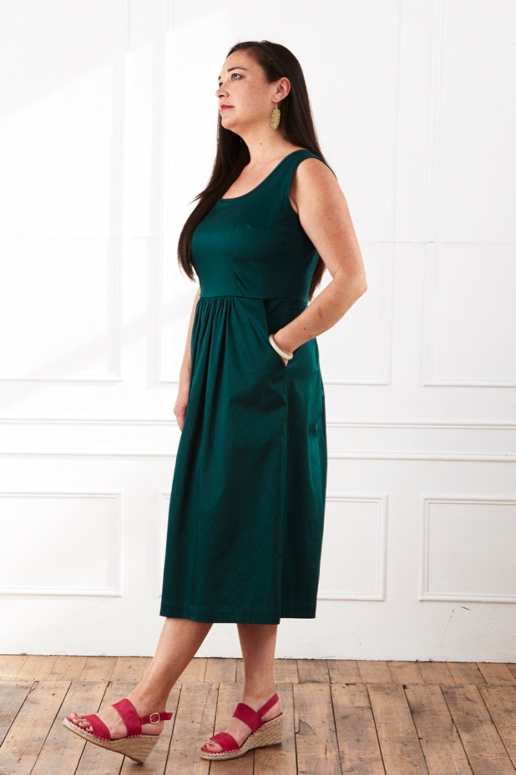 Nina Dress Alpine