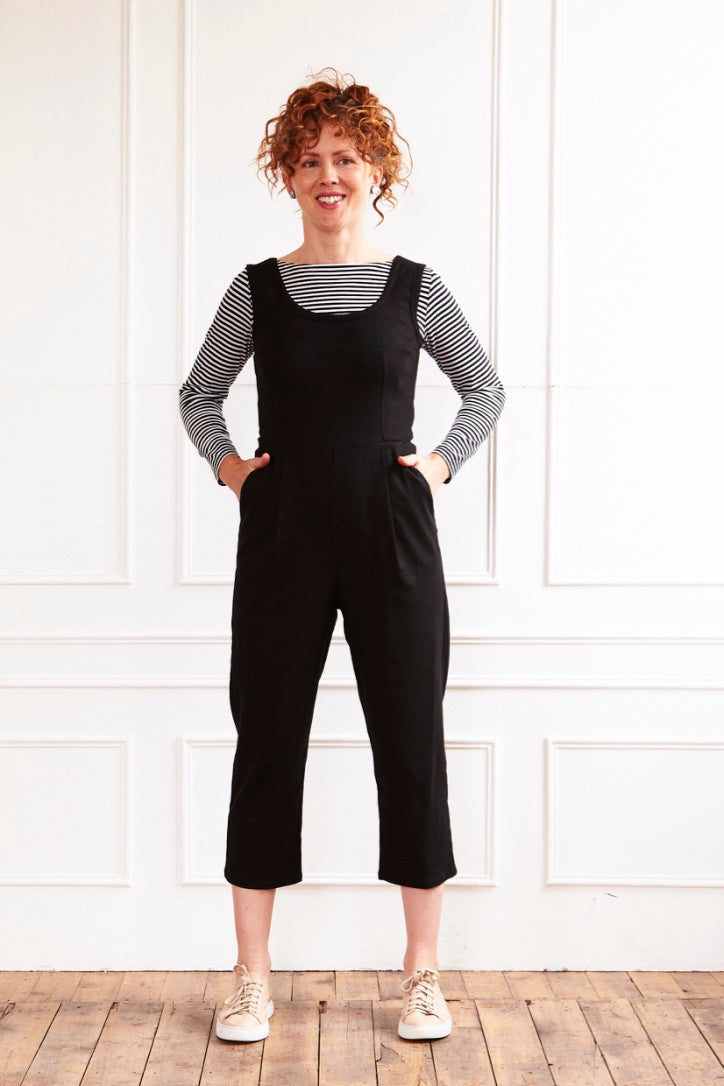 Nina Jumpsuit Black