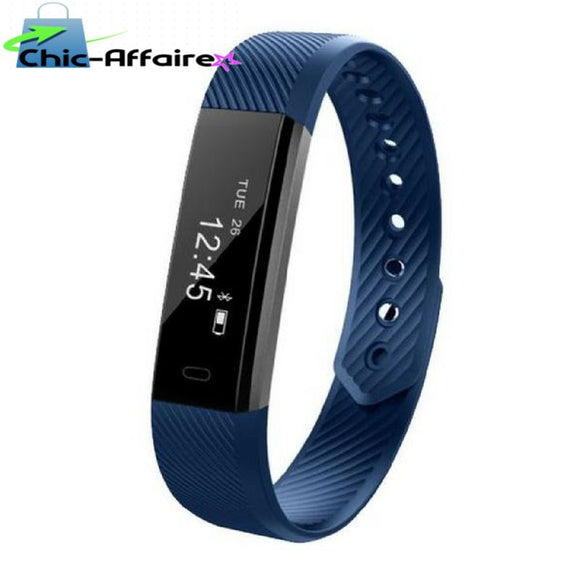 Montre smart Watch Bleu