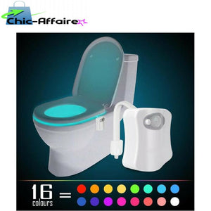LED Toilettes