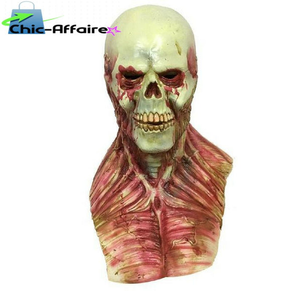 Masque Zombi Latex